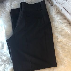 RAFAELLA DARK BROWN SIZE 14 DRESS PANTS